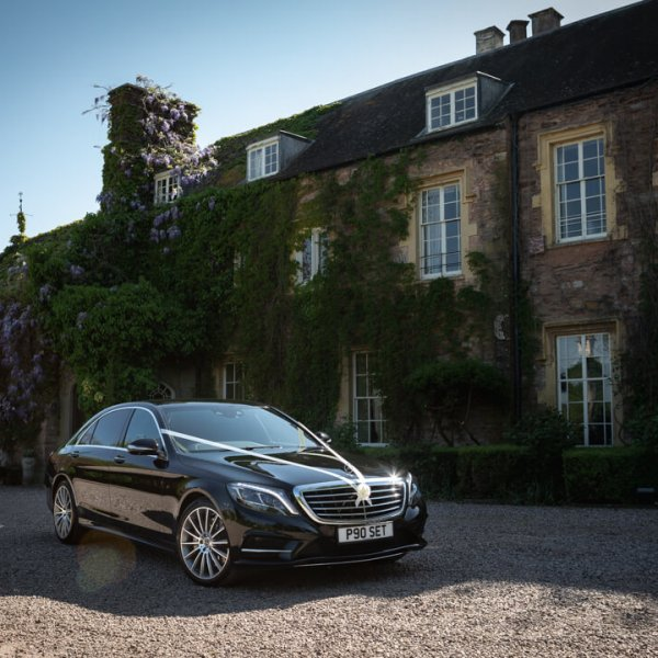 Somerset Exec Travel Wedding Car Mercedes