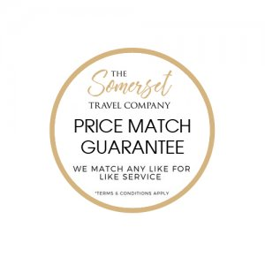 Price Match Guarantee - Somerset Travel Company